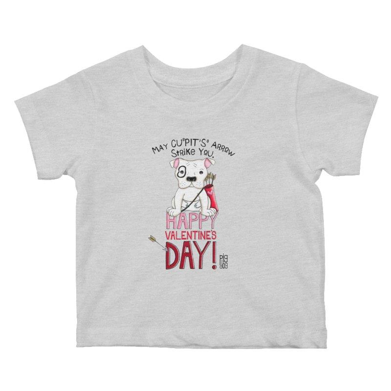 "Cu""Pit"" Kids Baby T-Shirt by Pigdog"