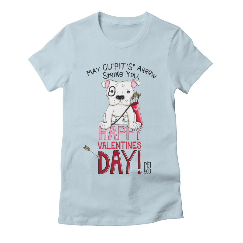 "Cu""Pit"" Women's T-Shirt by Pigdog"