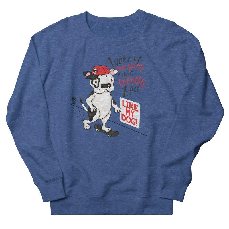 Totally Rad Women's Sweatshirt by Pigdog