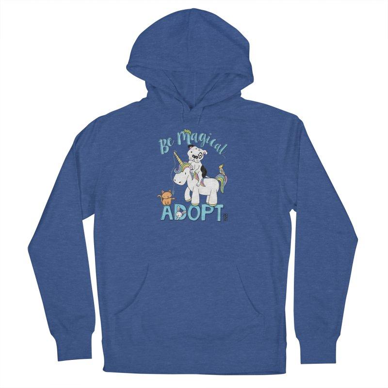 Be Magical Men's Pullover Hoody by Pigdog