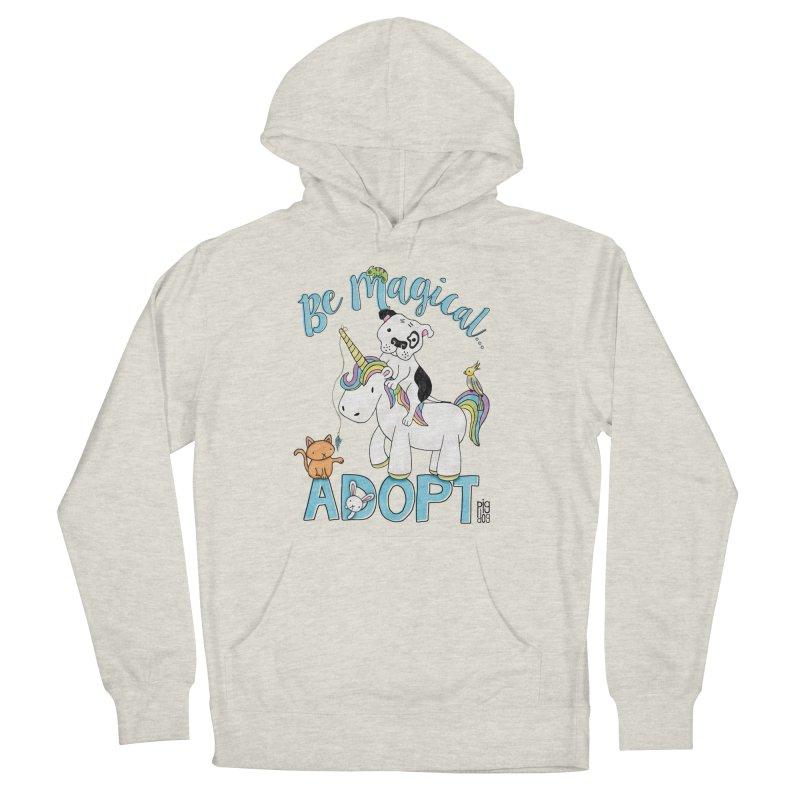 Be Magical Women's Pullover Hoody by Pigdog
