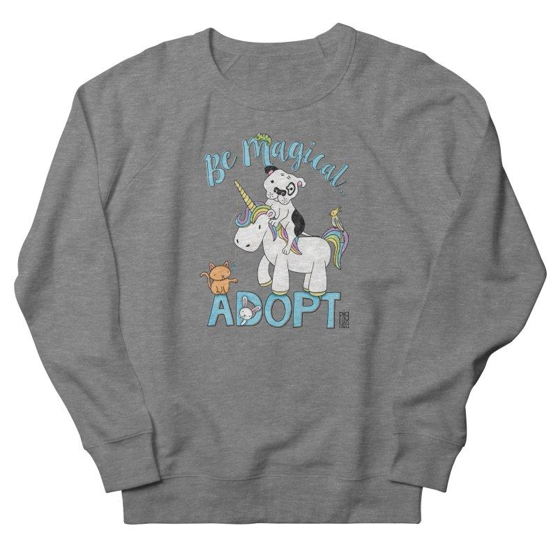 Be Magical Women's Sweatshirt by Pigdog