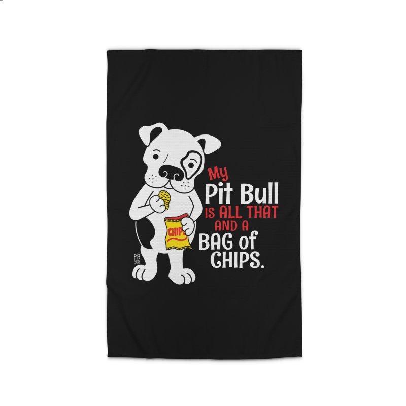 Bag of Chips Home Rug by Pigdog