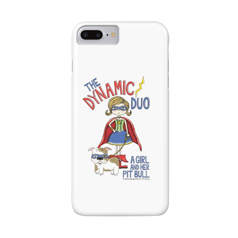 Dynamic Duo Accessories Phone Case by Pigdog