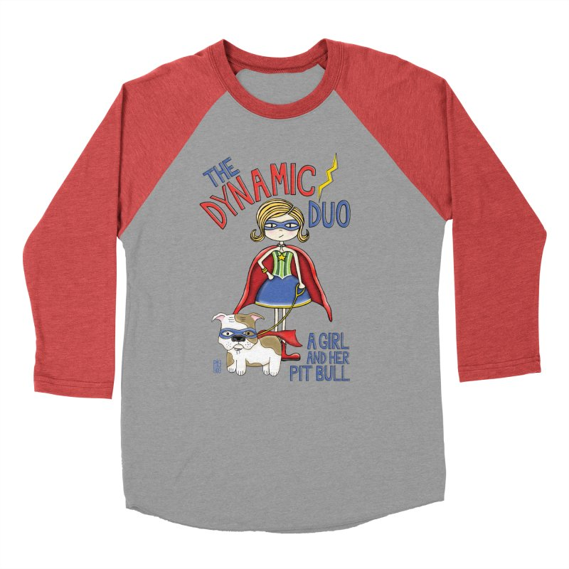 Dynamic Duo Men's Longsleeve T-Shirt by Pigdog