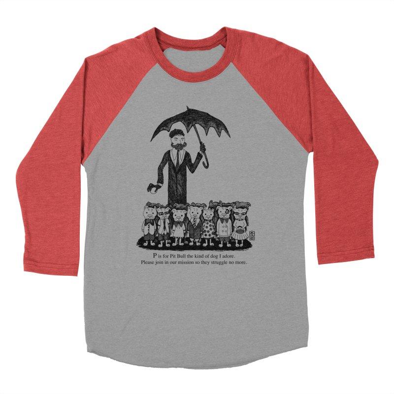 Gorey Homage Men's Longsleeve T-Shirt by Pigdog