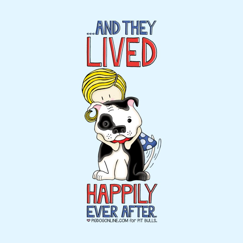 Happily Ever After Men's T-Shirt by Pigdog