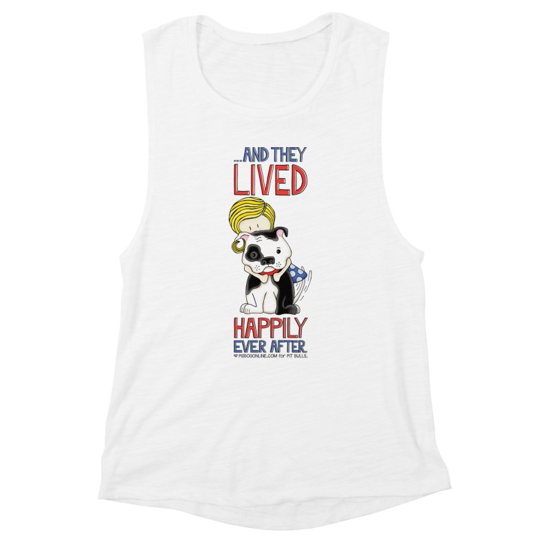 Happily Ever After Women's Tank by Pigdog