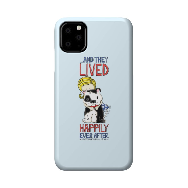 Happily Ever After Accessories Phone Case by Pigdog