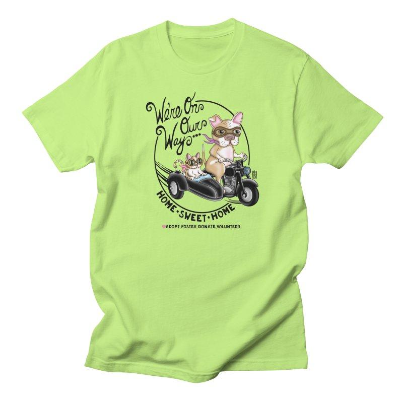 Home Sweet Home Men's T-Shirt by Pigdog