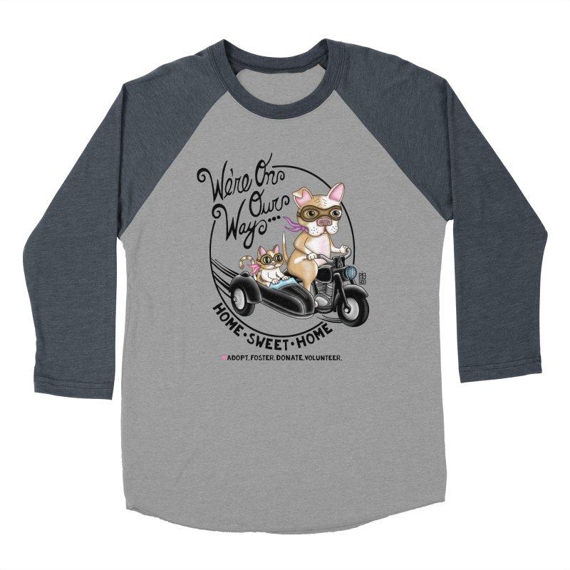 Home Sweet Home Women's Longsleeve T-Shirt by Pigdog