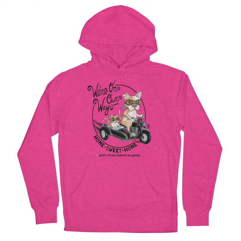 Home Sweet Home Women's Pullover Hoody by Pigdog