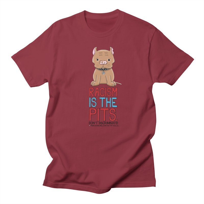The Pits Men's Regular T-Shirt by Pigdog