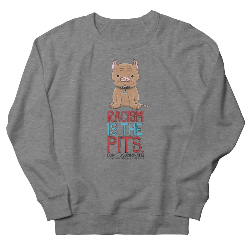 The Pits Women's Sweatshirt by Pigdog