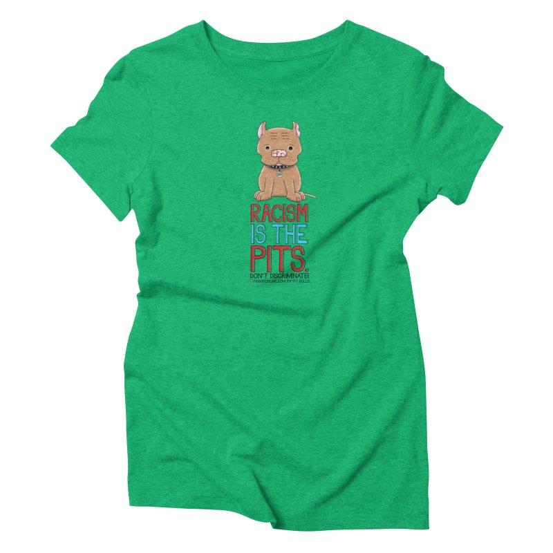 The Pits Women's T-Shirt by Pigdog