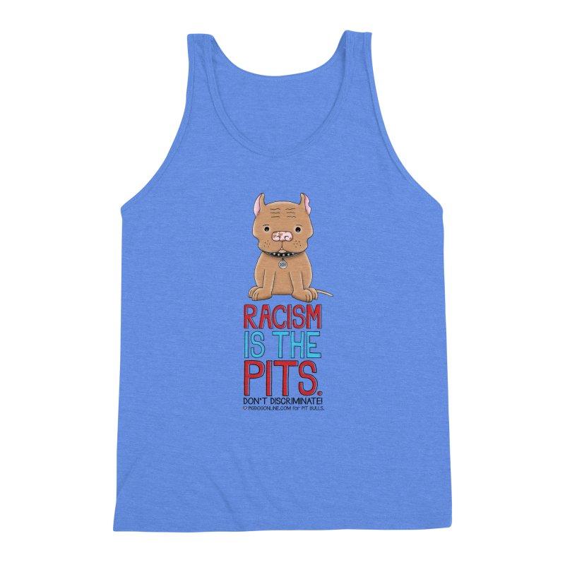 The Pits Men's Tank by Pigdog