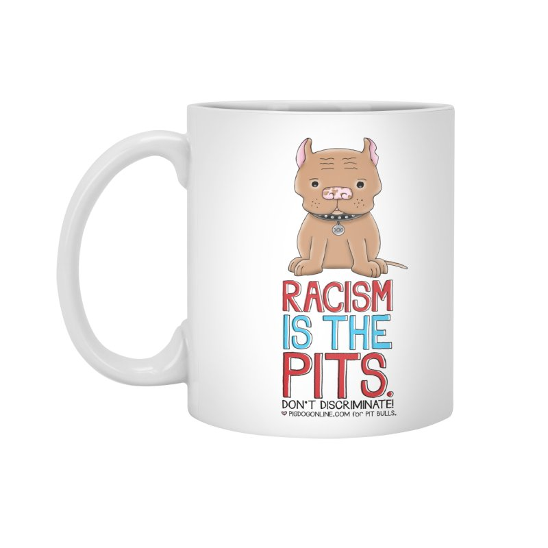 The Pits Accessories Standard Mug by Pigdog