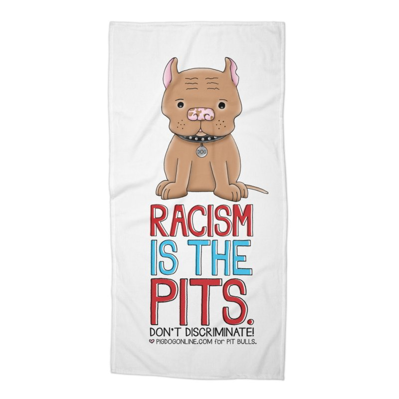 The Pits Accessories Beach Towel by Pigdog