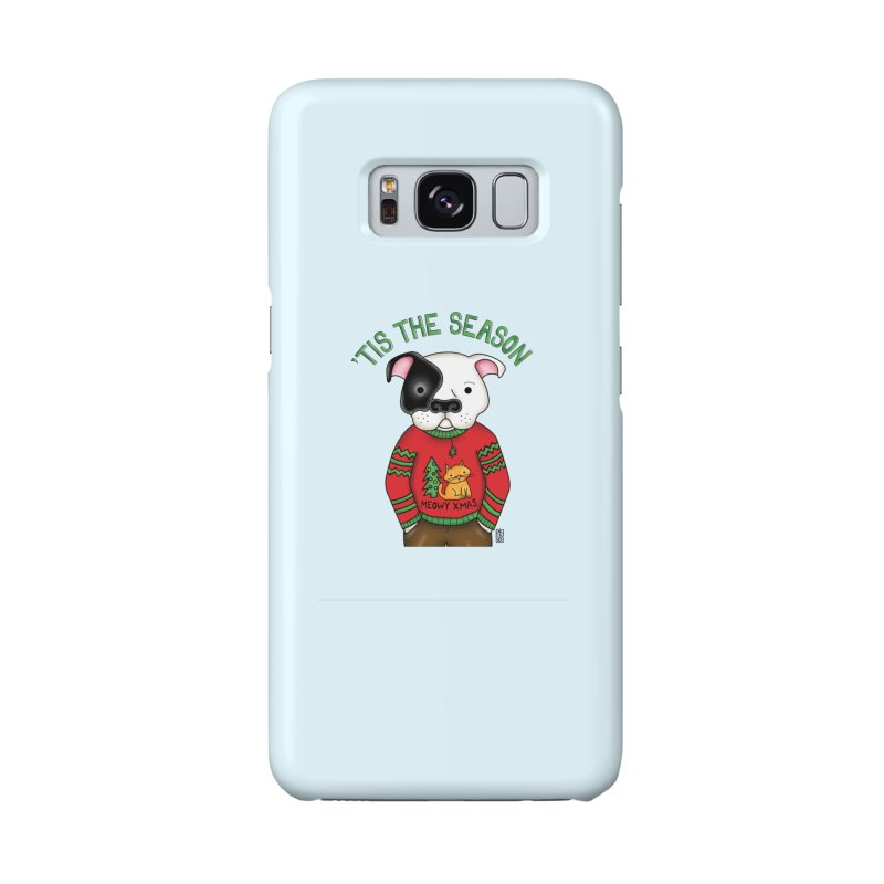 Ugly Xmas Sweater Accessories Phone Case by Pigdog