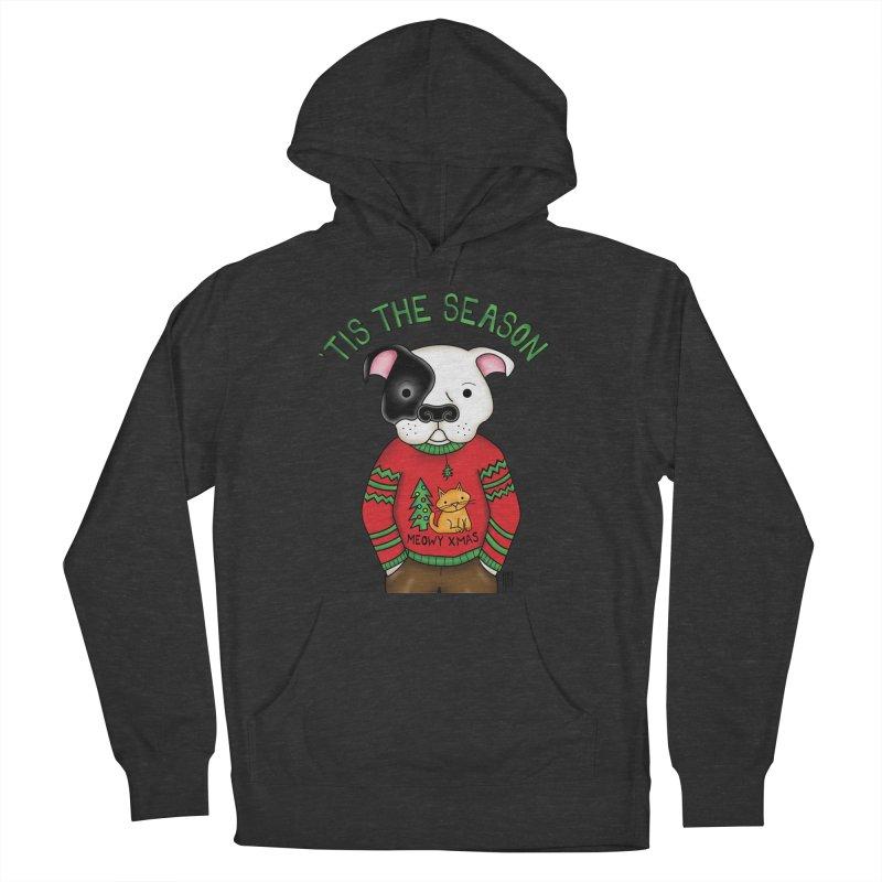 Ugly Xmas Sweater Women's Pullover Hoody by Pigdog