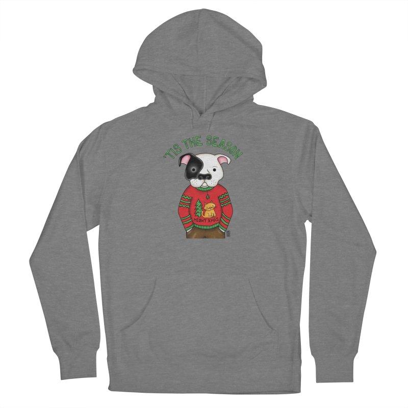 Ugly Xmas Sweater Men's Pullover Hoody by Pigdog