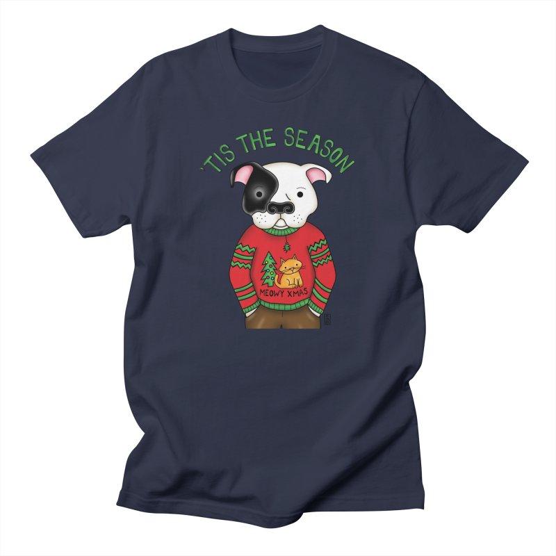 Ugly Xmas Sweater Men's Regular T-Shirt by Pigdog