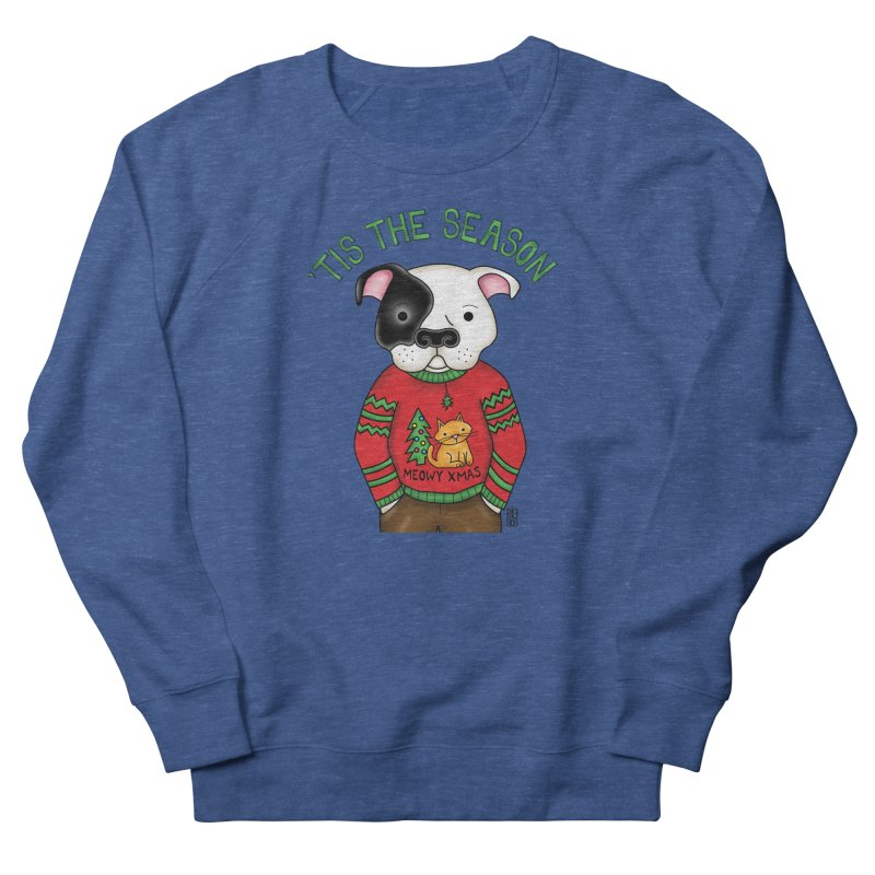Ugly Xmas Sweater Men's Sweatshirt by Pigdog