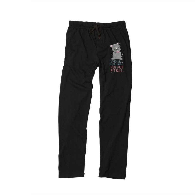 When All Else Fails Men's Lounge Pants by Pigdog