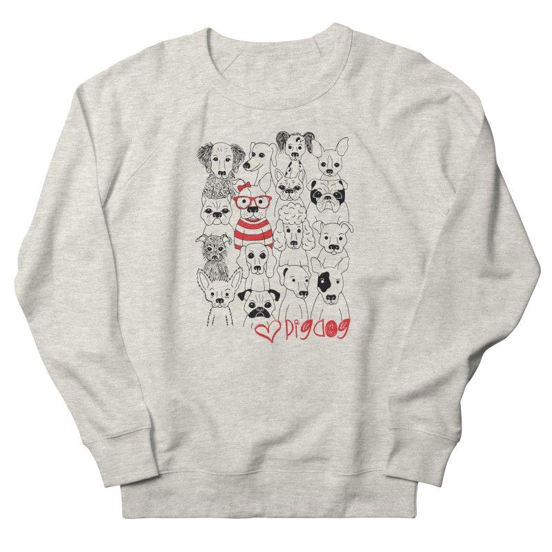 Where's Stella Men's Sweatshirt by Pigdog