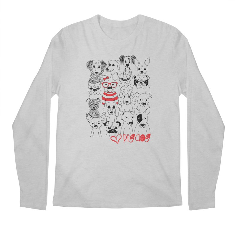 Where's Stella Men's Longsleeve T-Shirt by Pigdog