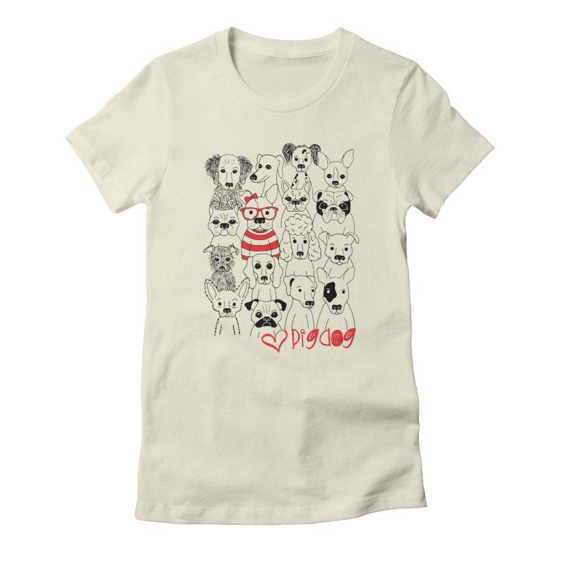 Where's Stella Women's T-Shirt by Pigdog