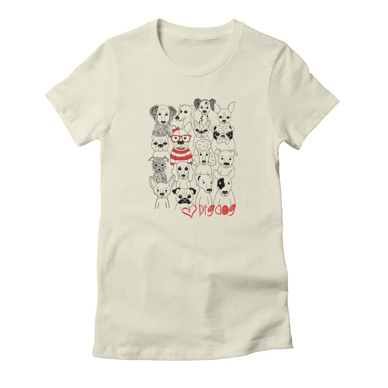 Where's Stella Women's T-Shirt by Pigdog