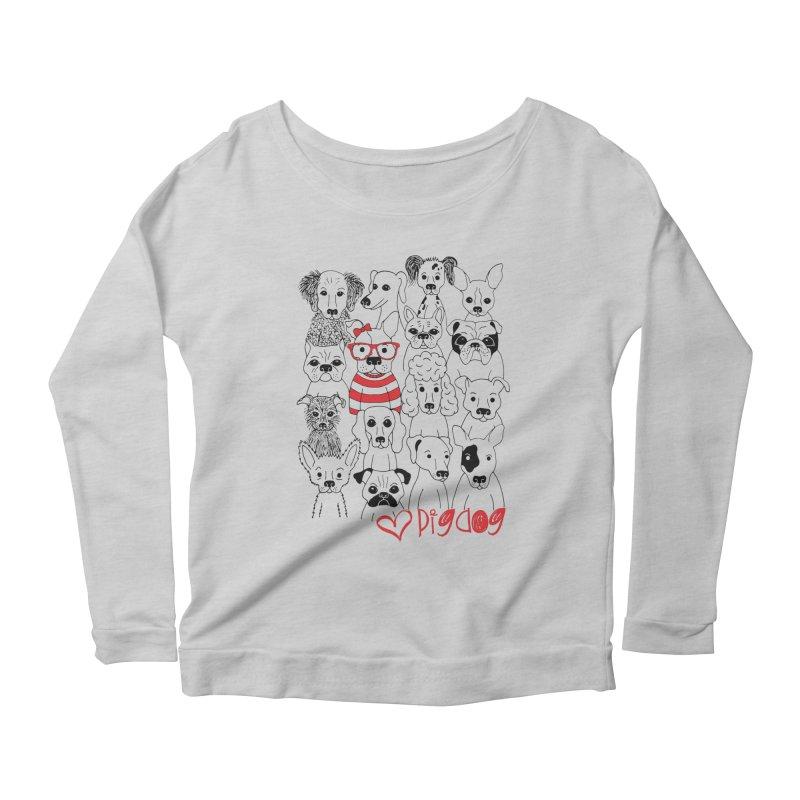 Where's Stella Women's Longsleeve T-Shirt by Pigdog