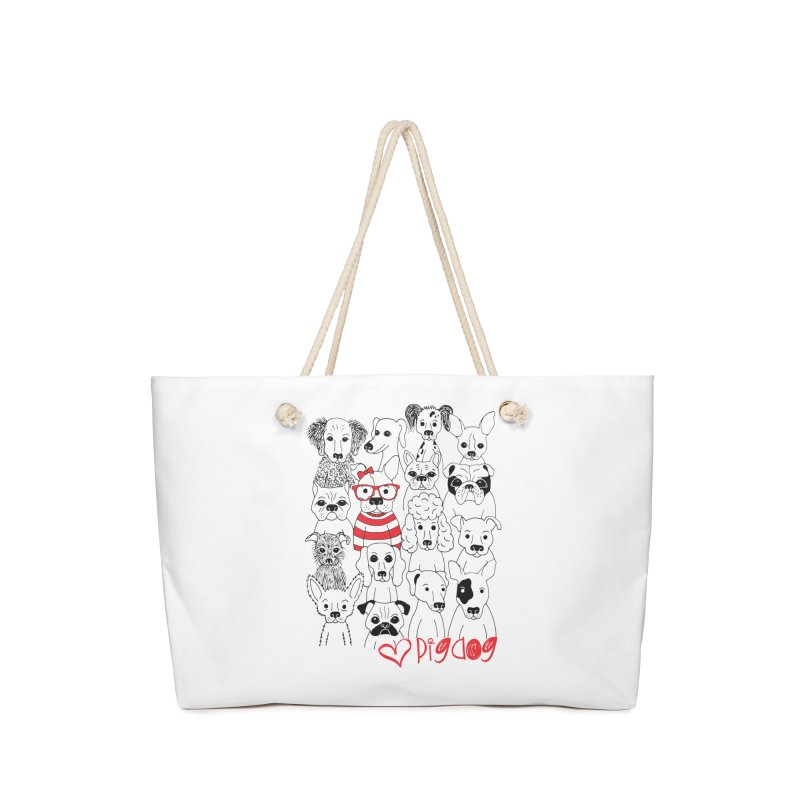 Where's Stella Accessories Bag by Pigdog