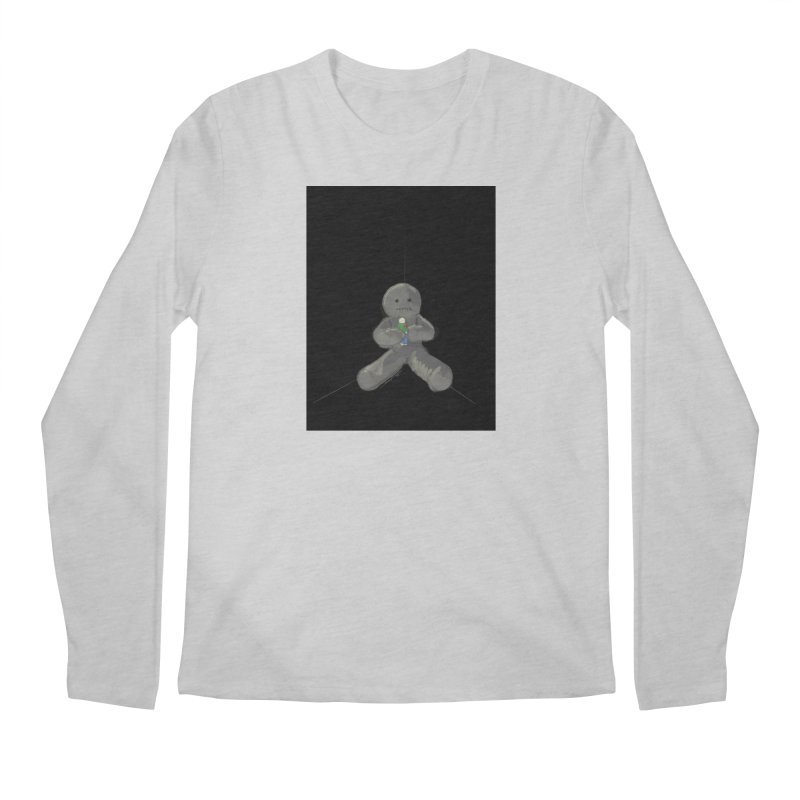 Human Voodoo Men's Regular Longsleeve T-Shirt by Pigment Studios Merch