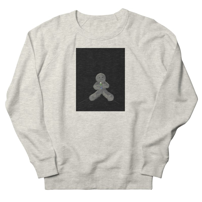 Human Voodoo Men's French Terry Sweatshirt by Pigment Studios Merch