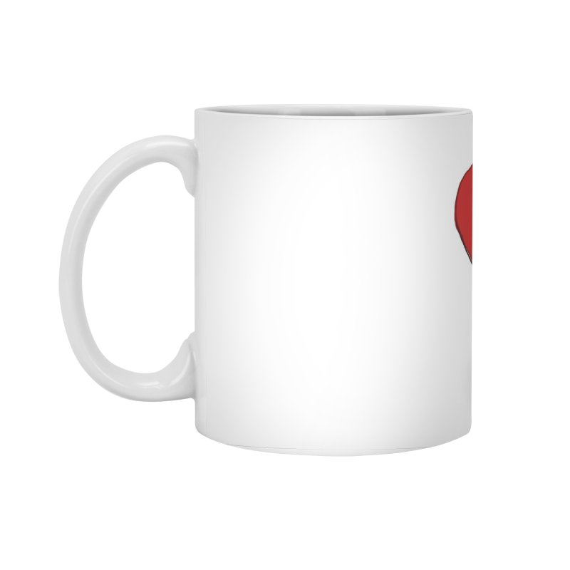 Less than... Accessories Standard Mug by Pigment Studios Merch