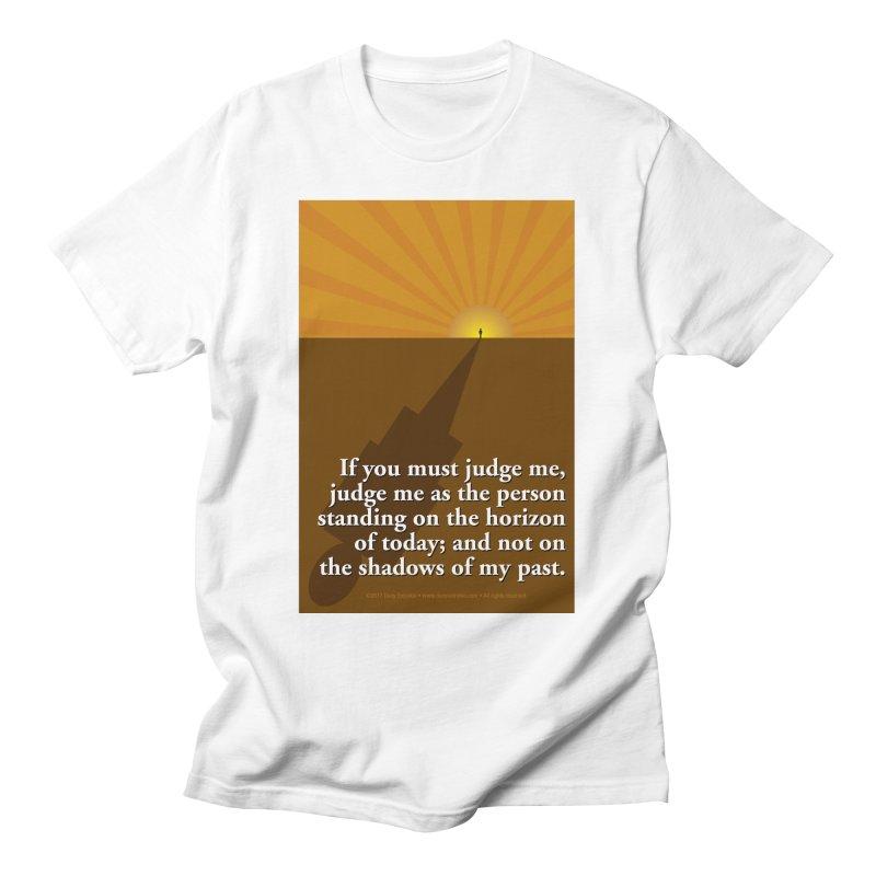 Imposing Shadow Men's T-Shirt by Pigment Studios Merch