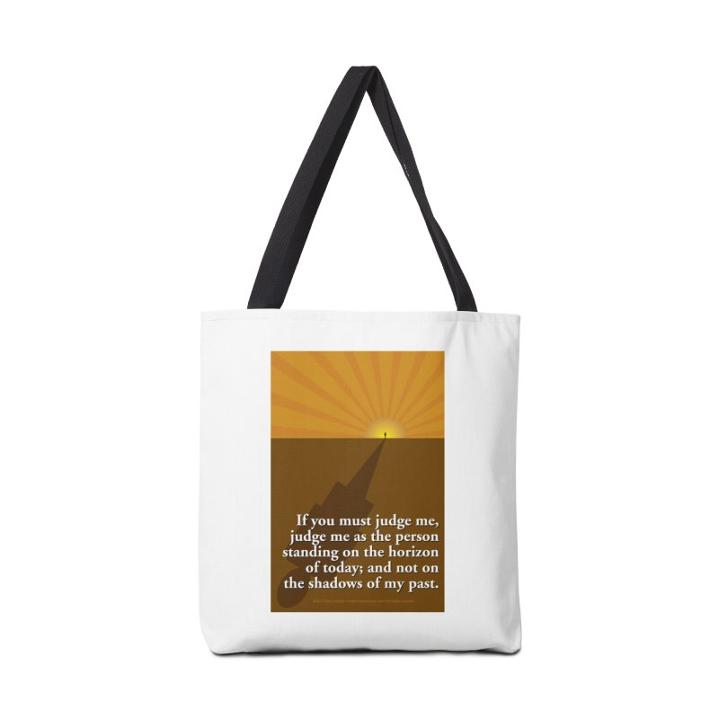 Imposing Shadow Accessories Tote Bag Bag by Pigment Studios Merch