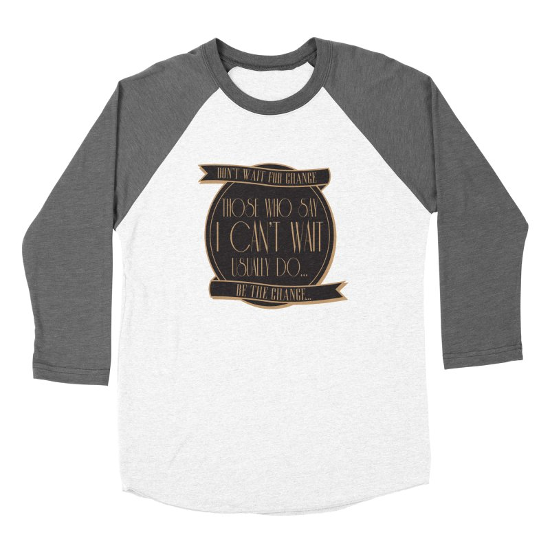 Those Who Say I Can't Wait... Women's Longsleeve T-Shirt by Pigment Studios Merch