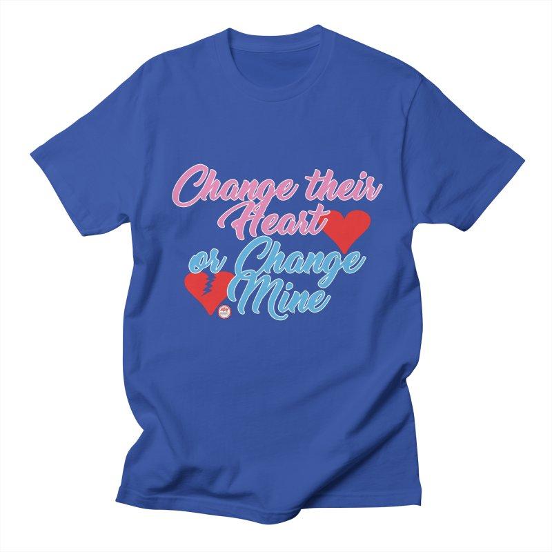 Change Her Heart... Women's Unisex T-Shirt by Pigment Studios Merch