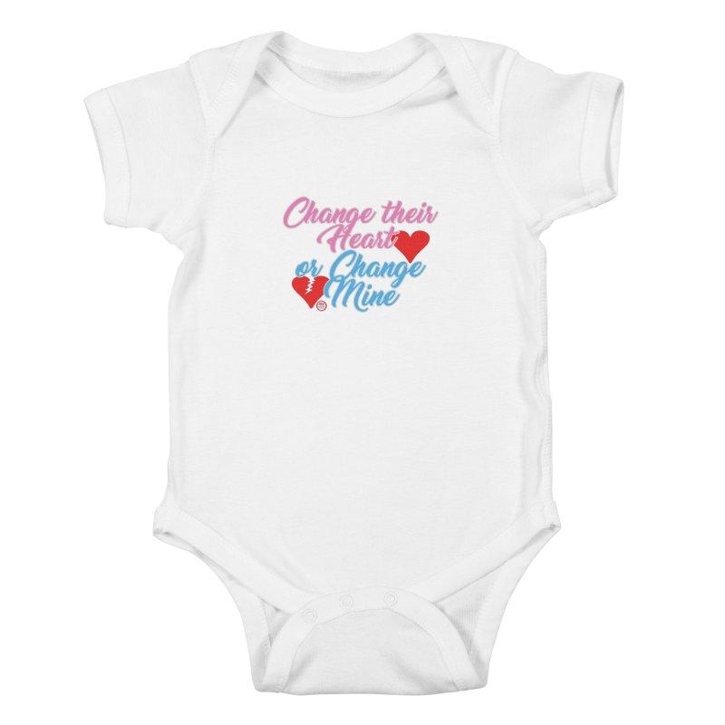 Change Her Heart... Kids Baby Bodysuit by Pigment Studios Merch