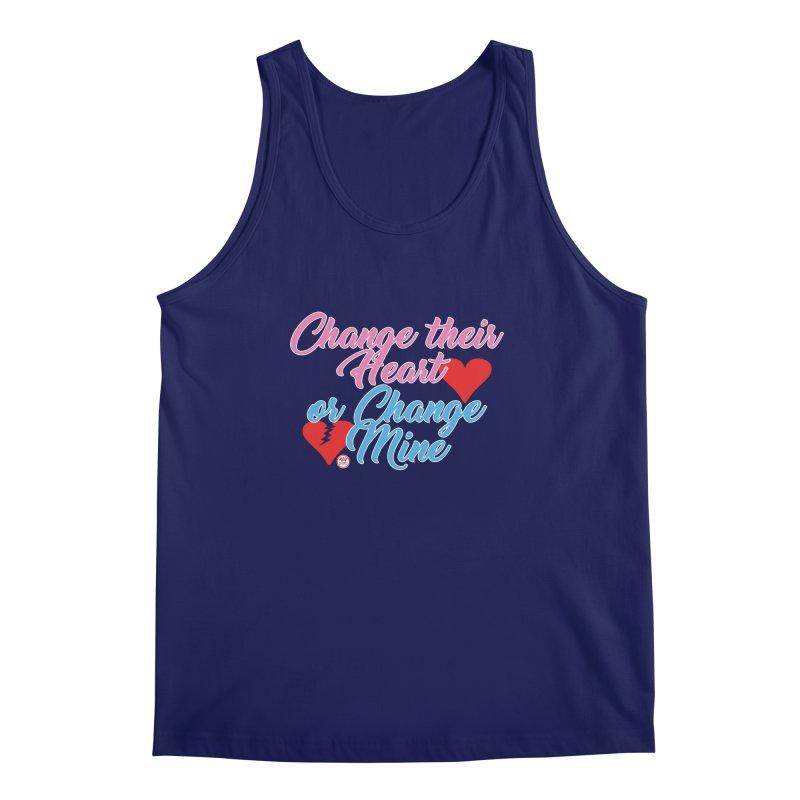 Change Her Heart... Men's Regular Tank by Pigment Studios Merch