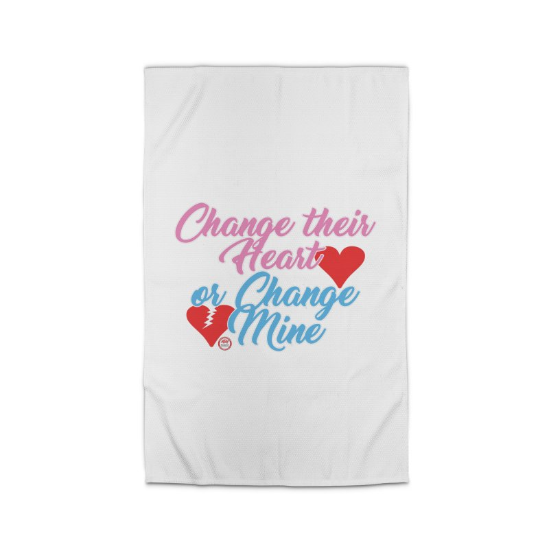 Change Her Heart... Home Rug by Pigment Studios Merch