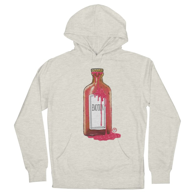 Bottled Emotion Men's Pullover Hoody by Pigment Studios Merch