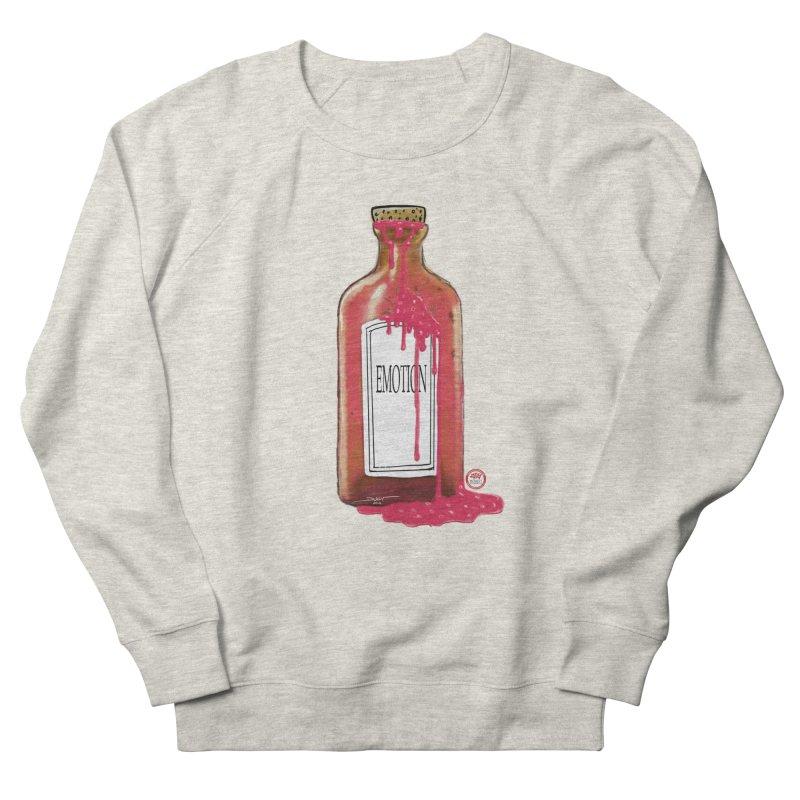 Bottled Emotion Men's Sweatshirt by Pigment Studios Merch