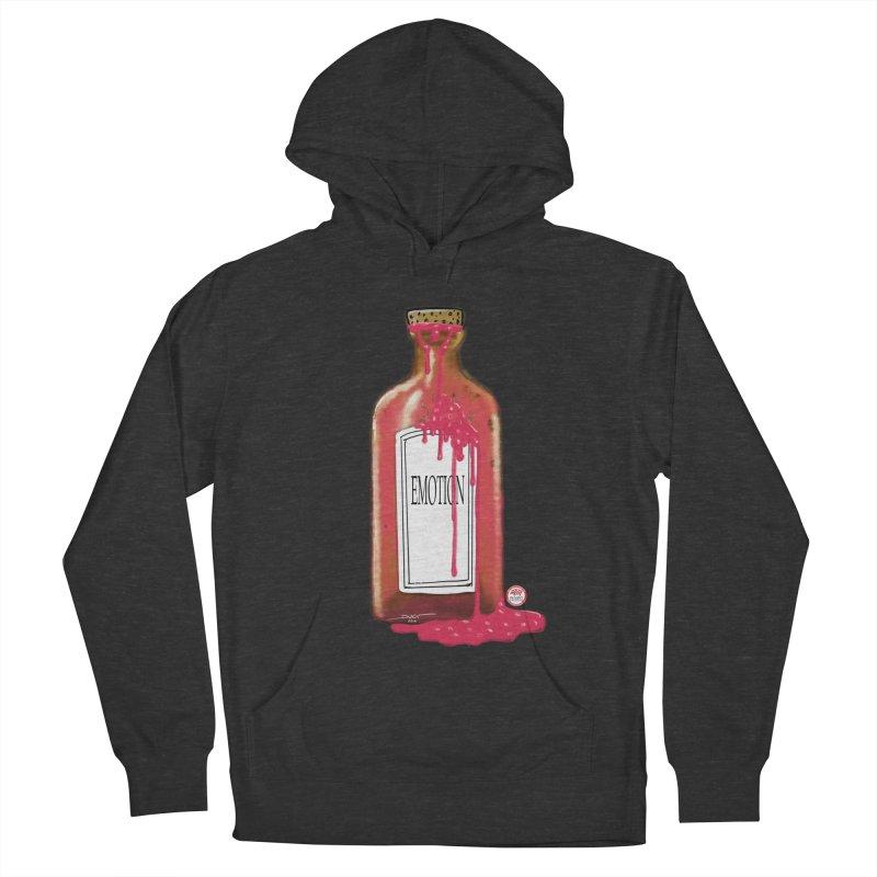 Bottled Emotion Men's Pullover Hoody by Pigment Studios Merch