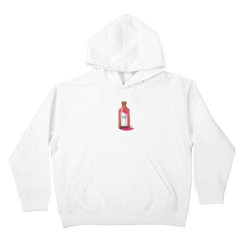 Bottled Emotion Kids Pullover Hoody by Pigment Studios Merch