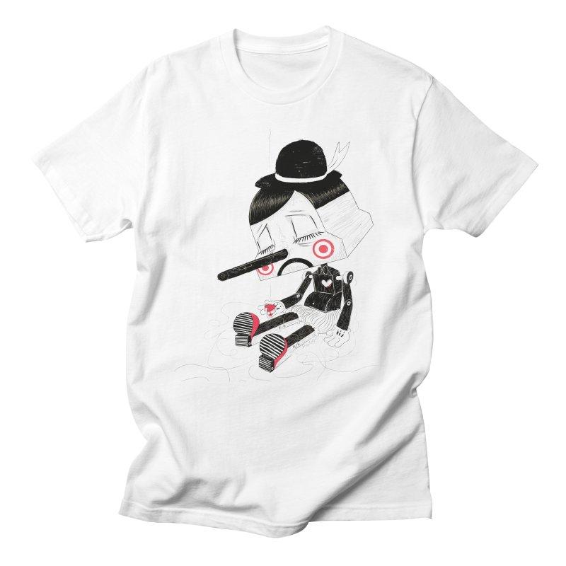 Unplug Men's T-Shirt by pigologist's Shop