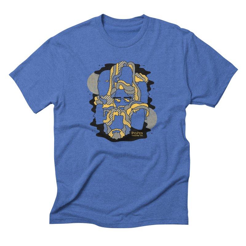 The Faces Men's T-Shirt by PigPen Theatre Co.'s Online Merch Shop